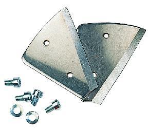 JENZI Ersatzmesser (Paar) für Eisbohrer Ø 200 mm