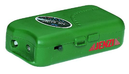 JENZI Belüftungspumpe, 1,5 Volt-Batteriebetrieb