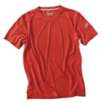 Rusty Hook Attersee cooldry T-Shirt rost